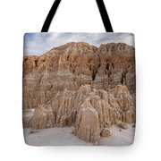 Cathedral Gorge Morning Tote Bag