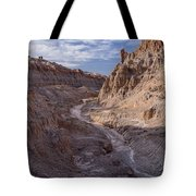 Cathedral Gorge Wash Tote Bag