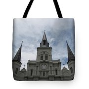 Cathedral I Tote Bag