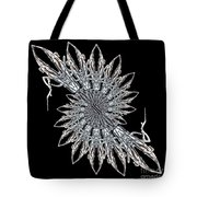 Cathedral Ice Tote Bag