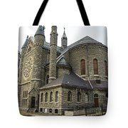 Cathedral In Buffalo Tote Bag