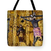 Cathedral Interior Tote Bag