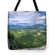 Cathedral Ledge View Tote Bag