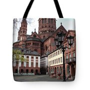 Cathedral - Mainz Tote Bag