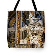 Cathedral Of Chartres Altar Tote Bag
