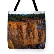 Cathedral Of God Tote Bag
