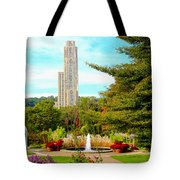 Cathedral Of Learning Tote Bag