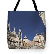 Cathedral Of San Marco  Tote Bag