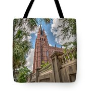 Cathedral Of St. John Tote Bag