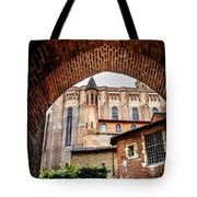 Cathedral Of Ste-cecile In Albi France Tote Bag