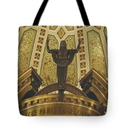 Cathedral Of The Immaculate Conception Detail - Mobile Alabama Tote Bag