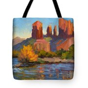 Cathedral Rock 2 Tote Bag