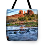 Cathedral Rock II Tote Bag