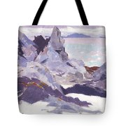 Cathedral Rock  Iona Tote Bag