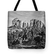 Cathedral Rocks Red Rock State Park Arizona Tote Bag