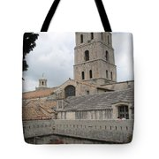 Cathedral Saint Trophime - Arles Tote Bag