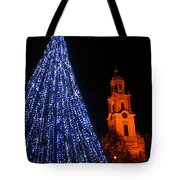 Cathedral Square  Tote Bag
