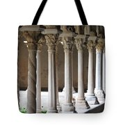 Cathedral St Sauveur - Croos-coat Tote Bag