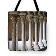 Cathedral St Sauveur - Croos-coat Tote Bag