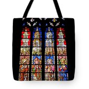 Cathedrale D'aix En Provence.france Tote Bag