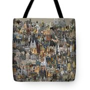 Cathedri Tote Bag