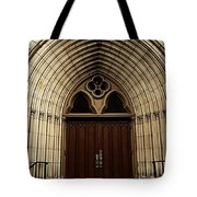 Catherdral Door's Tote Bag