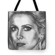 Catherine Deneuve In 1976 Tote Bag
