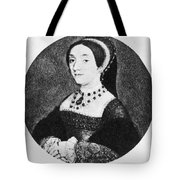 Catherine Howard (1520-1542) Tote Bag