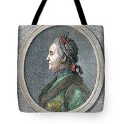 Catherine II Of Russia (1729-1796) Tote Bag