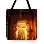 Catholic Tabernacle  Tote Bag