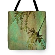 Catkins -- Tree-flowers Tote Bag