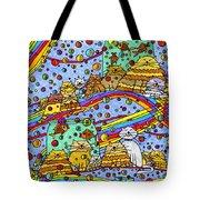 Catnip Dreamzzzs Tote Bag