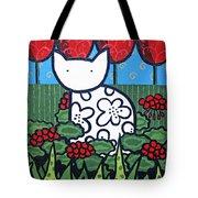Cats 4 Tote Bag