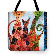 Cats 737 - Marucii Tote Bag
