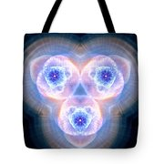 Cats Eye Nebula Vi Tote Bag
