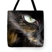 Cats Eye Tote Bag