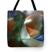 Catseye 1 Tote Bag by Mary Bedy