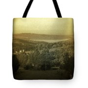 Catskill Mountains New York  Barn-shandelee - Featured In Comfortable Art And All About Ny Groups Tote Bag