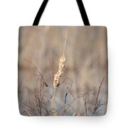 Cattail Gold Tote Bag