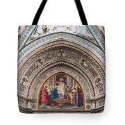 Cattedrale Di Santa Maria Del Fiore Tote Bag