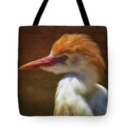 Cattle Egret 2 Tote Bag