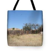 Cattle Pen Tote Bag