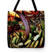 Caught In A Cactus Patch-sold Tote Bag