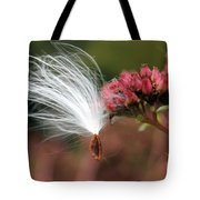Caught In Flight Tote Bag