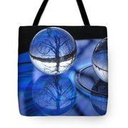 Caught In Time Tote Bag