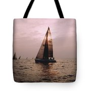 Caught It Tote Bag