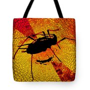 Caught Tote Bag