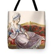 Cavaco A La Polonaise, Engraved Tote Bag
