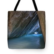 Cave At The Baths Tote Bag
