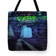 Entering The Dream State Tote Bag